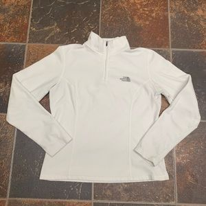 The North Face Quarter Zip Fleece Womans Small